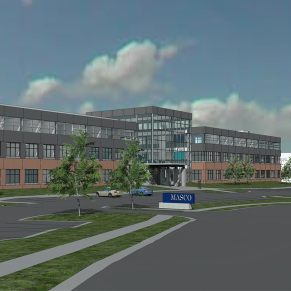 Schostak Developing New HQ for Masco Corp. - General News - News ...
