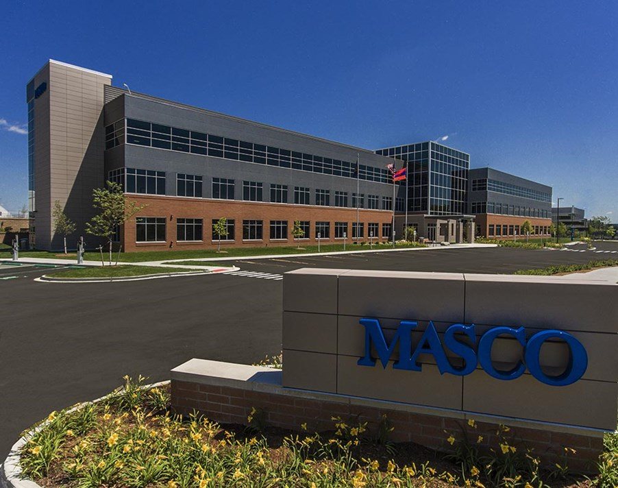 Masco Headquarters | Schostak Brothers & Company